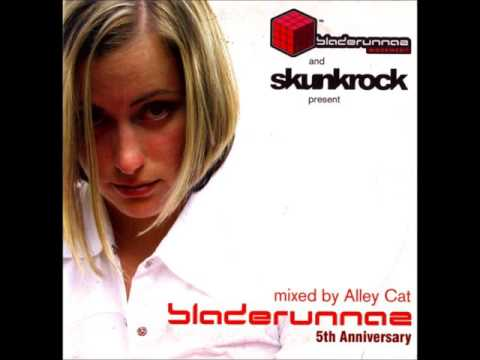 Bladerunnaz 5th Anniversary mix by Alley Cat