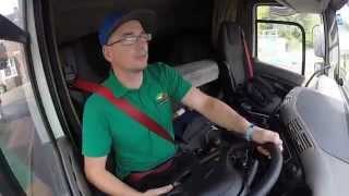 Trucker Jay in the UK: Agency driver knock on effect