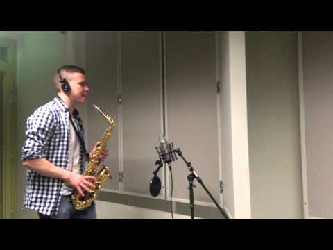 Anton Morozov - Stand by Me (Eric Marienthal & Ben E.King Sax Cover)
