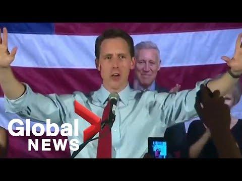 Midterm Elections: Josh Hawley wins Missouri Senate seat after beating Claire McCaskill
