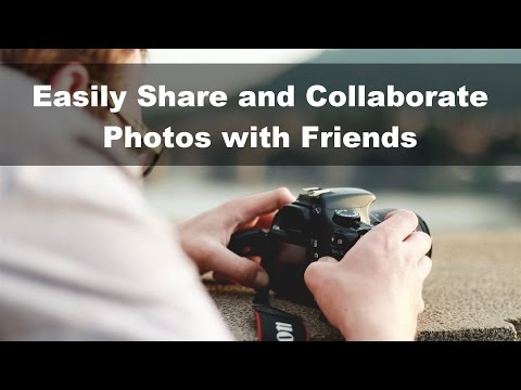 3 Best Ways to Share and Collaborate Photos with Friends