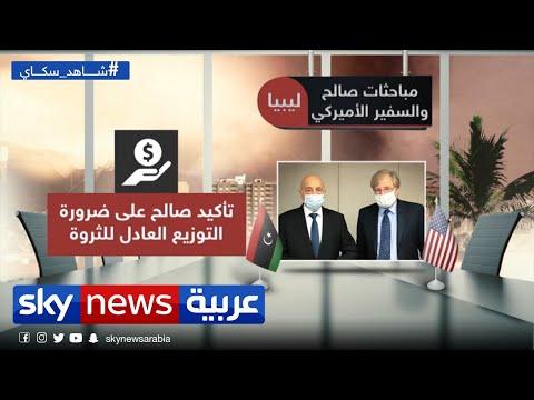 لقاء عقيلة صالح بالسفير الأميركي شهد تقاربا في وجهات النظر  - نشر قبل 3 ساعة