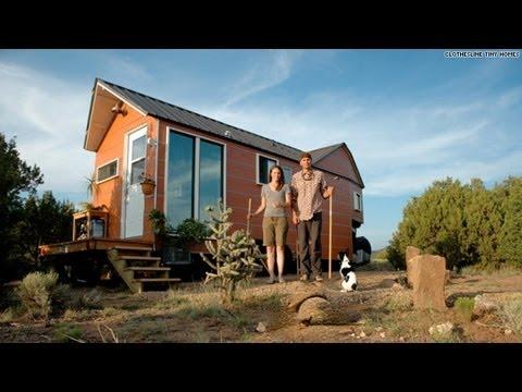 Take A Tour Of This Tiny House Youtube
