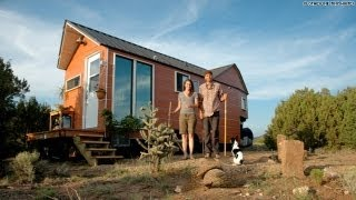 Take A Tour Of This Tiny House!