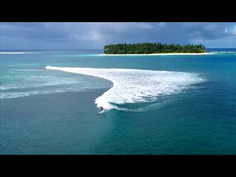 Victoria Vergara in Mentawai Islands