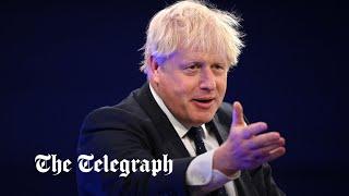 video: Politics latest news: Britain will be 'Qatar of hydrogen', Boris Johnson says as No 10 publishes net zero strategy