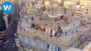 Kairo: Die Stadt über der Stadt