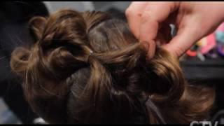 Пучок на голове и секреты его правильного создания: мастер-класс от парикмахеров