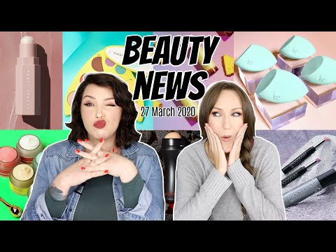BEAUTY NEWS - 27 March 2020 | So What The F*#! Is It? Ep 256