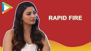 "Daisy Shah: ""Salman Khan is my favourite co star"" | RAPID FIRE | Madhubala | Sridevi"