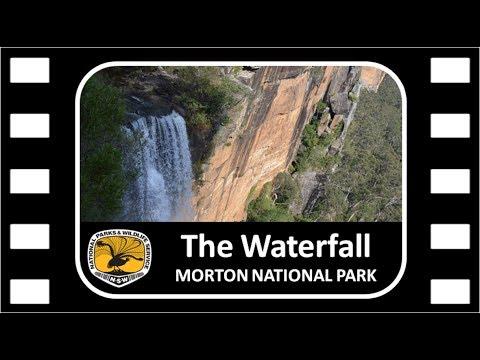 Fitzroy Falls Lookout @ Fitzroy Falls in, Morton National Park 11052017
