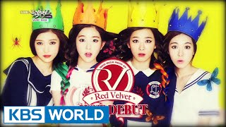 Gambar cover Red Velvet - Happiness | 레드 벨벳 - 행복  [Music Bank Debut / 2014.08.01]