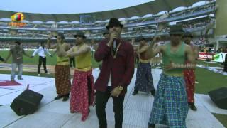 Part 2 Salman Khan & Yo Yo Honey Singh for Lungi Dance @ CCL 4