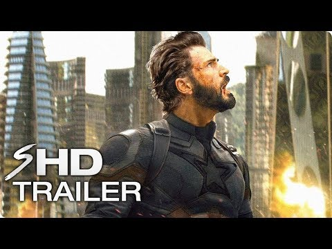 Download Youtube: AVENGERS: INFINITY WAR Official International Trailer NEW (2018) Avengers 3 Marvel Movie HD