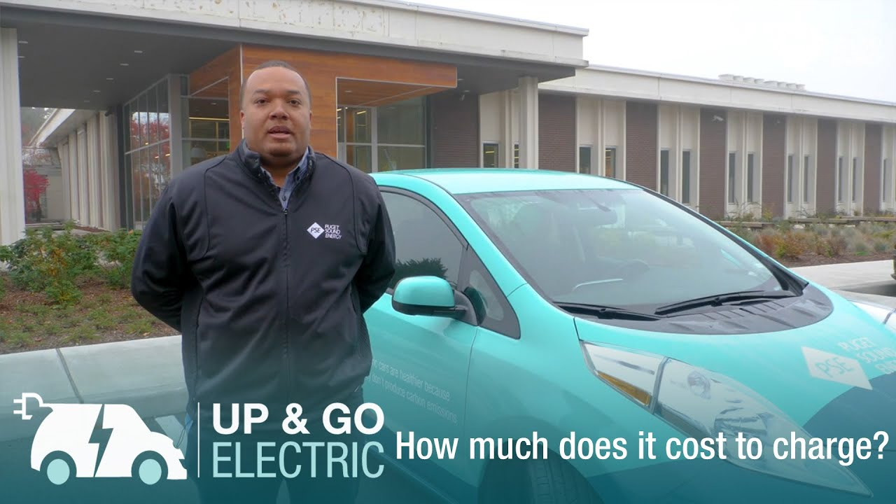 Pse Ask An Energy Advisor How Much Does It Cost To Charge Electric Car