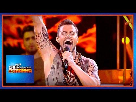 RUI ANDRADE | Pégate - Ricky Martin (A Tua Cara Não Me É Estranha TVI)