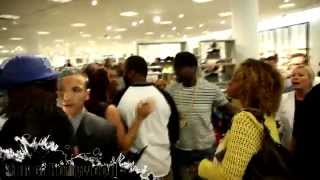 Fight Nearly Breaks Out At 50 Cent's SMS Audio Signing At The Grove.. Fifty Don't Back Down