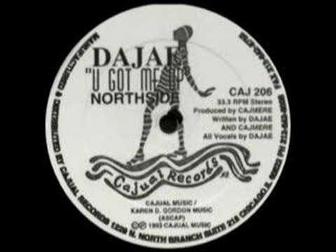Dajaé - U Got Me Up (Cajmere's Underground Goodies Mix) [1993]
