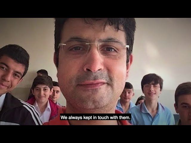 BROKEN LIVES Tulay Acikkollu (Wife of Gokhan Acikkollu),  INTERVIEW, EXTENDED
