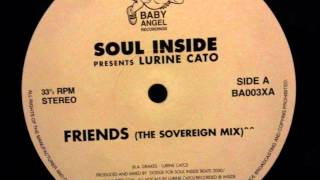 UKG Lurine Cato - Friends (The Sovereign Mix)