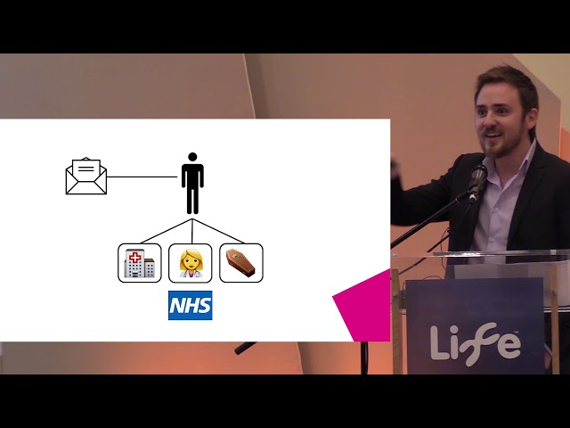 Dr Tim Wilkinson - Dementia and health record linkage in UK Biobank