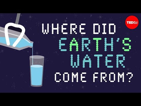 Video image: Where did Earth's water come from? - Zachary Metz