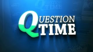 Question Time: ANC 106th Anniversary, 08 January 2018