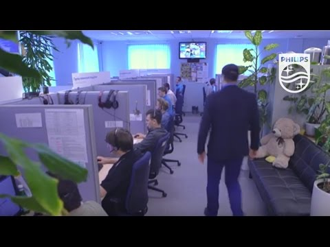 Philips Saeco Consumer Care In Russia Philips Youtube