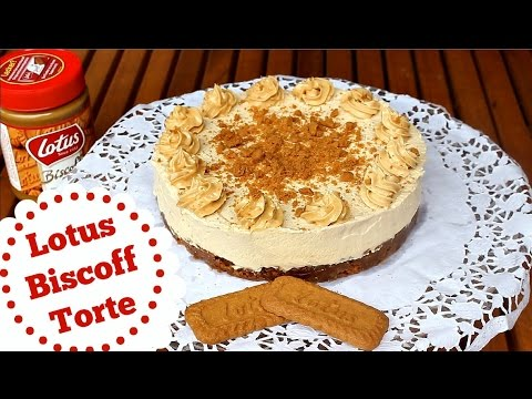 lotus biscoff torte ohne backen veganes rezept youtube. Black Bedroom Furniture Sets. Home Design Ideas