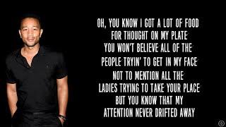John Legend - FOCUSED (Lyrics)