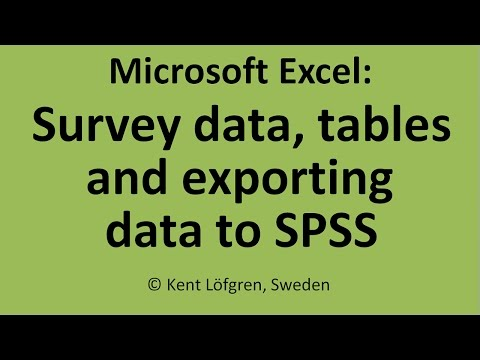 excel:-survey-data,-tables-and-exporting-data-to-spss