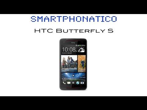 HTC Butterfly S Unboxing y diseño ESPAÑOL