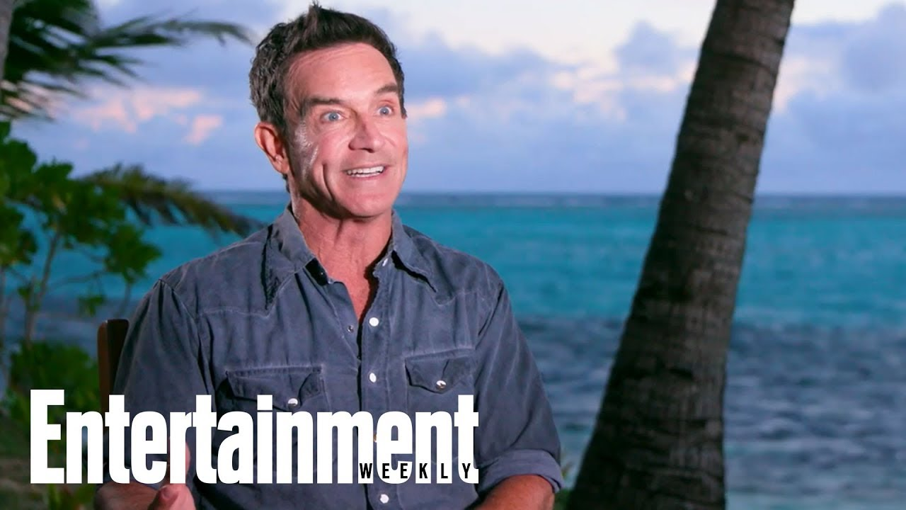 Jeff Probst On 'Survivor: Island Of The Idols' Male Players To Watch