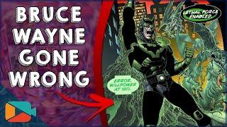 Batman Becomes an Evil Green Lantern: The Dawnbreaker - Into The Omniverse