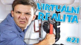 VIRTUÁLNÍ REALITA #21: HOUSE INSTALATÉR?? | HouseBox