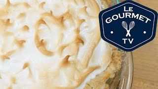 Lemon Meringue Pie Recipe - Legourmettv