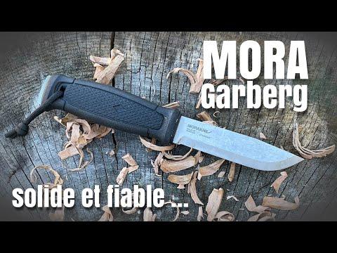 """Mora """"Garberg"""" pas le plus sexy mais solide et fiable."""
