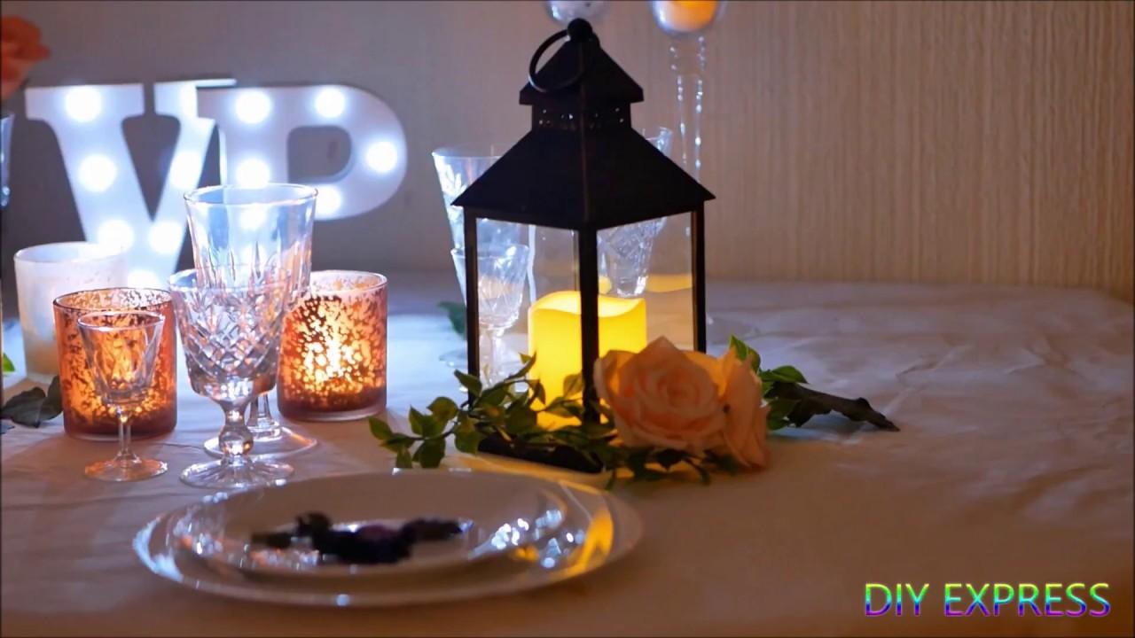 Dollar Tree Wedding Anniversary Table Decor Anniversary Decoration Ideas Youtube