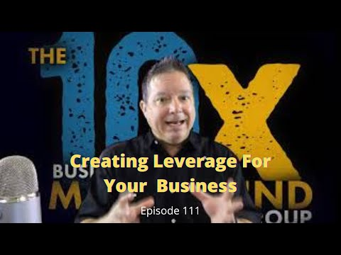 10x Mastermind Group Call Episode 111