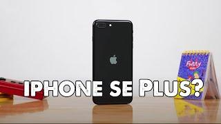 Bạn có muốn nâng cấp iPhone 8+ để có iPhone SE Plus?