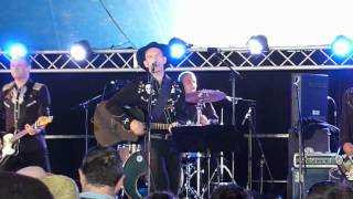 Belladrum 2012 - Jericho Hill ( The sound of Johnny Cash ) - Folsom Prison Blues