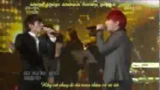 [Vietsub + Kara] INFINITE WooHyun & SungGyu - The Day The Sun Rises