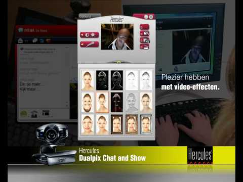Hercules Dualpix Chat and Show Webcam Driver Download