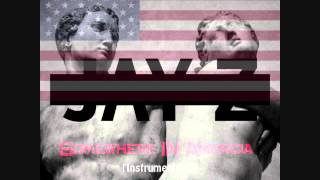 Jay-Z - Somewhere In America (Instrumental) w/DOWNLOAD By Mid-Wes of Genius Klub