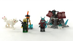 LEGO Ninjago Staffel 11 Sets