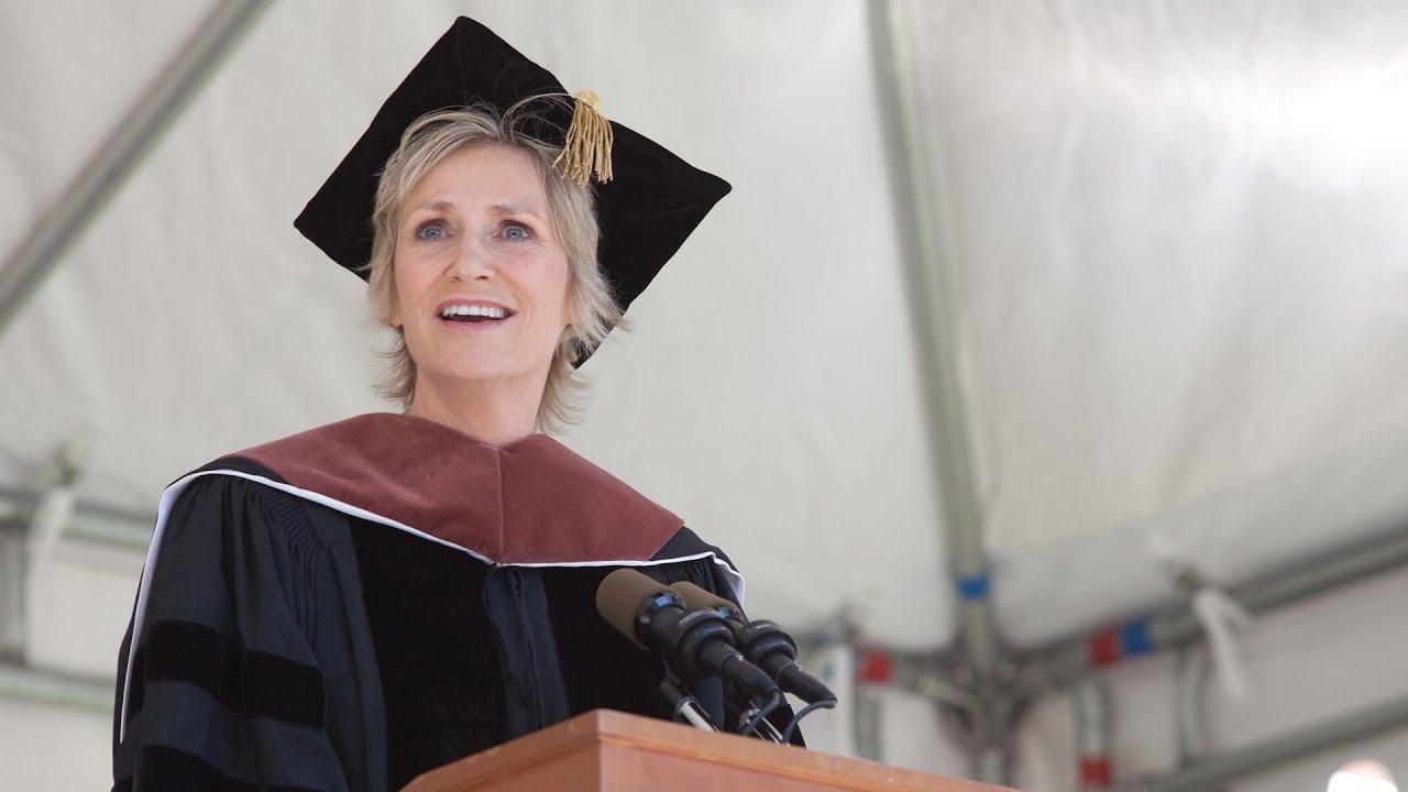 luxs graduation speech