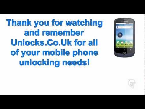 Unlock Alcatel One Touch 990 OT990