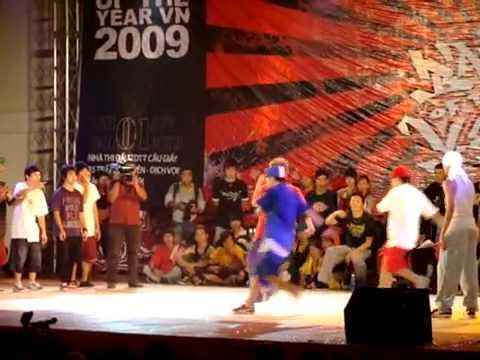 Chung kết BreakDance Việt Nam 2009