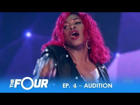 Ali Caldwell: 'The Voice' Star Comes To CHALLENGE 'The Four'!   S2E4   The Four