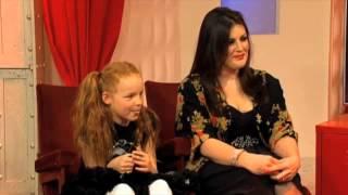 Harley Bird, Peppa Pig Interview On ITV This Morning